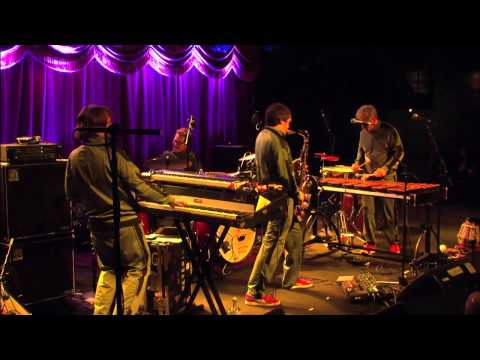 "Garage A Trois - ""Shooting Breaks"" - Brooklyn Bowl 05.21.2011"