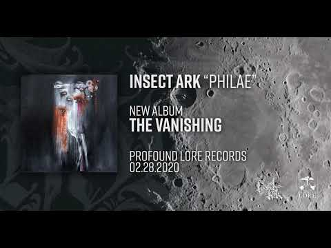 INSECT ARK - Philae (official audio)