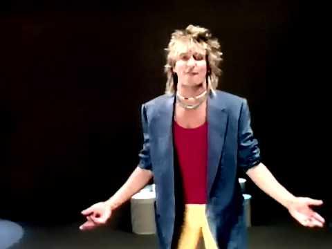 Rod Stewart - Baby Jane [Official MV]