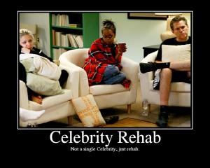 Celebrity? Rehab!