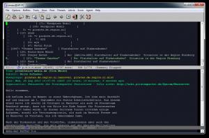 Emacs Gnus NNTP