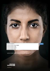 Google und die Frauenrechte