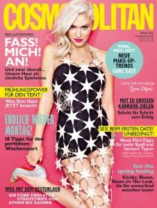Cosmopolitan März 2015