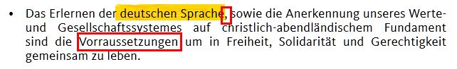 Vorher raussetzen (Quelle: CDU-Kommunalwahlprogramm 2016)