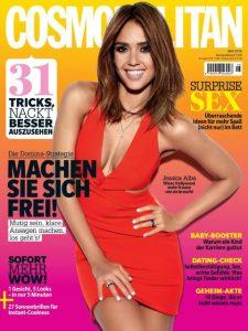 Cosmopolitan Mai 2016