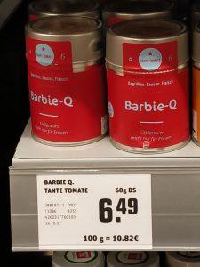 Barbie-Q