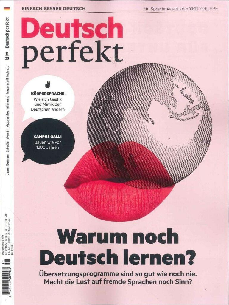 "Deutsch ""perfekt"""