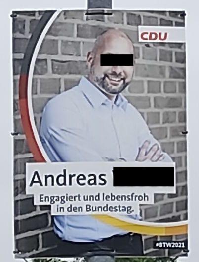 Andreas CDU